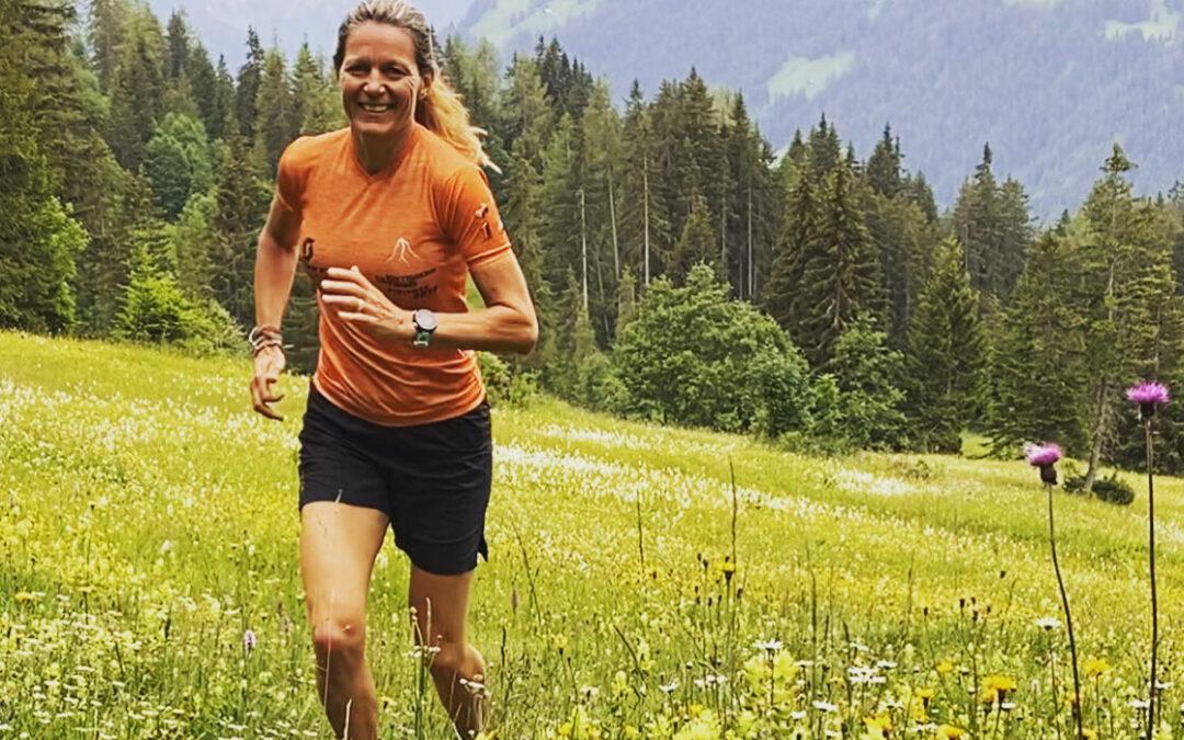 Courir en montagne